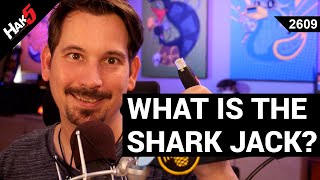 What is the Shark Jack - Hak5 2609