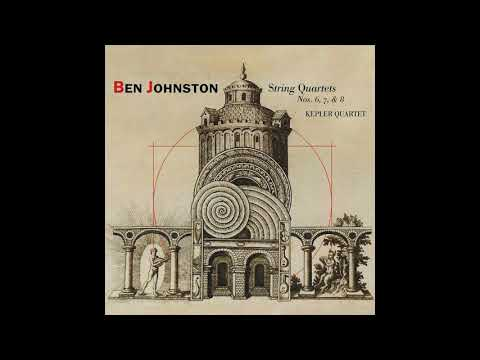 Ben Johnston / String Quartet 7
