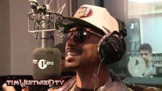 Big Sean freestyle - Westwood