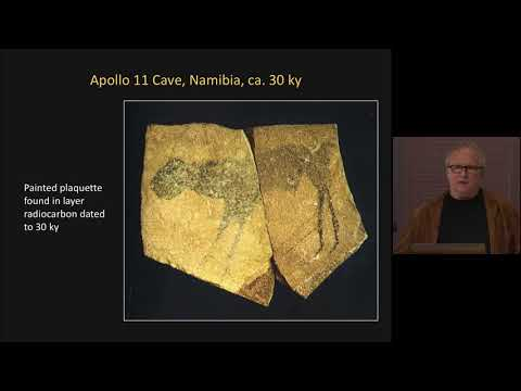 Modern Humans' Earliest Artwork and Music: New European Discoveries on YouTube