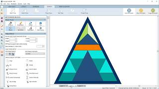 Designing a Triangle Quilt in EQ8