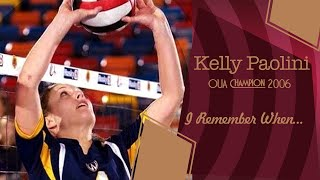 Kelly Paolini, I Remember When
