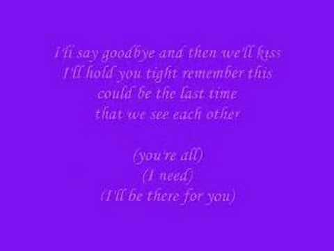 I forever love you lyrics