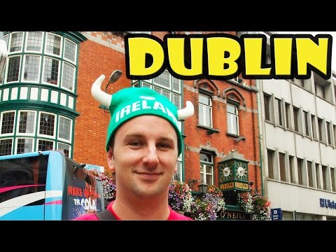 Dublin Ireland - Fun Video Travel Guide
