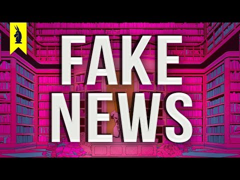 [NEW PILOT!] How Fahrenheit 451 Predicted Fake News – How Did We Get Here?