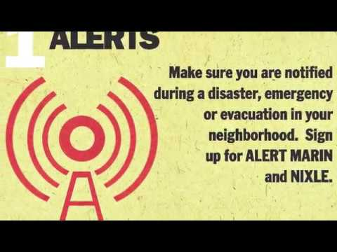 Novato Emergency Preparedness Drill