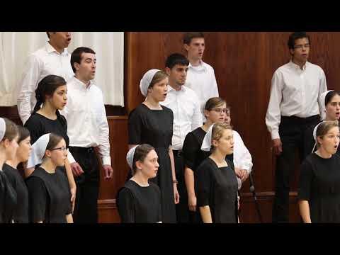 Dona Nobis Pacem - Shenandoah Christian Music Camp