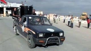 اتفاق على وقف إطلاق النار في أعزاز بسوريا
