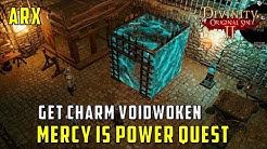 Mercy is Power Quest: Get Charm Voidwoken Skillbook (Divinity Original Sin 2)