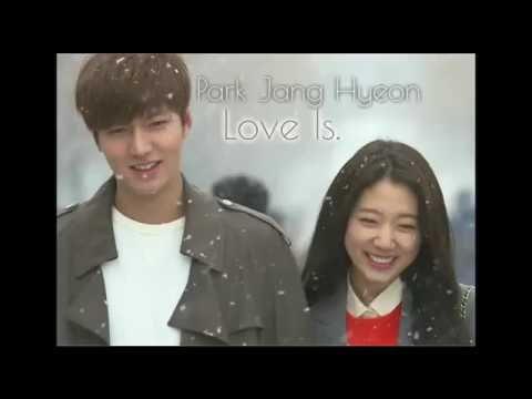 Park Jang Hyeon  Love is. Letra fácil pronunciación