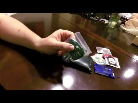 EDC Custom Wallet Survival Kit
