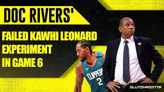 Doc rivers on what went wrong in game 5 vs. the nuggets. (via tomer azarly)--► subscribe to never miss clutchpoints' hottest new videos: http://bit.ly/clutch...