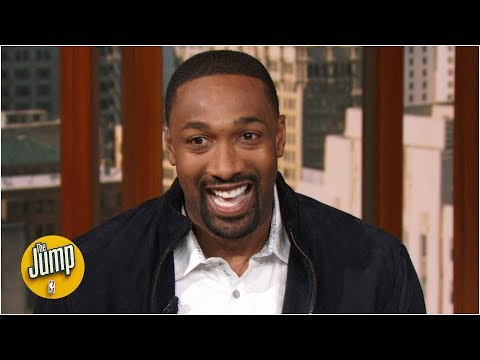 The Wizards' locker room was like a frat house - Gilbert Arenas | The Jump 1