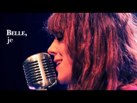 Lyrics vidéo Zaz - Belle