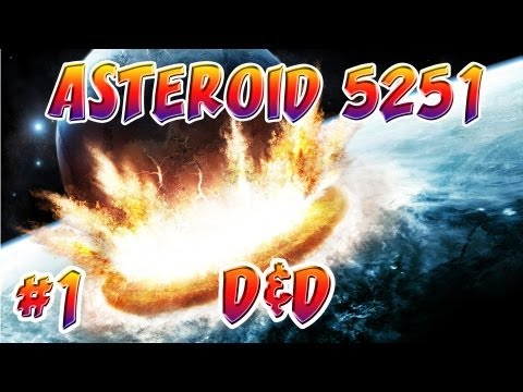 Minecraft: Asteroid 5251 | Ep.1, Dumb and Dumber