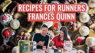 Amazing Coffee Porridge Recipe for Runners with GBBO Winner Frances Quinn