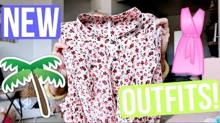 THE CUTEST CLOTHING HAUL EVER!