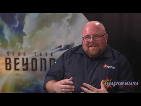 Star Trek: Beyond  - Justin Lin Interview