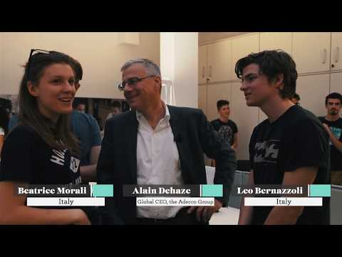 Experience Work Day 2018 by the Adecco Group