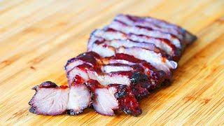 廣式叉燒肉【美食天堂】家常料理食譜 一學就會