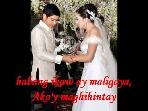 """Wedding Scene of """"Walang Hanggan"""" -  Walang Hanggan by Gary Valenciano"""