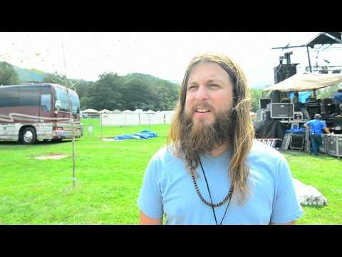 Video Interview with Paul Hoffman of Greensky Bluegrass