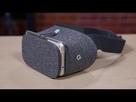 Google Daydream View VR Unboxing