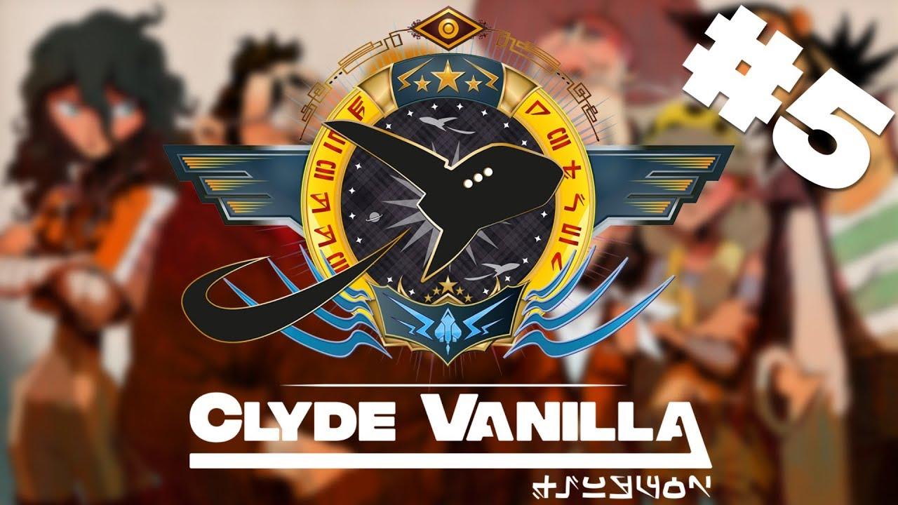 Clyde Vanilla #5 – BRANLOUIS