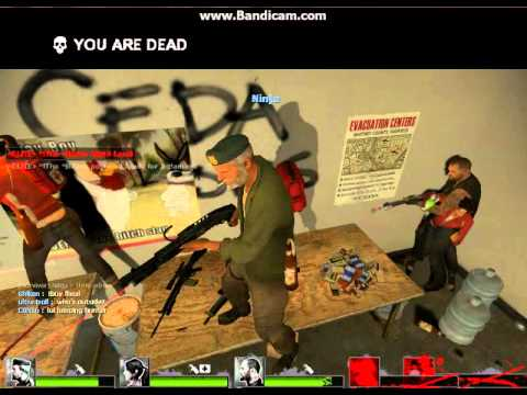 left for dead 2 how to create server