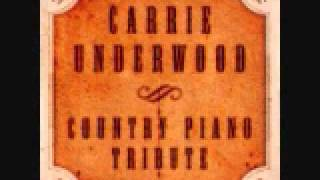 Whenever You Remember - Carrie Underwood Country Piano Tribute