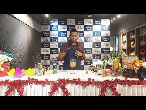 HaveAHealthyHoli with Varun Sudhakar