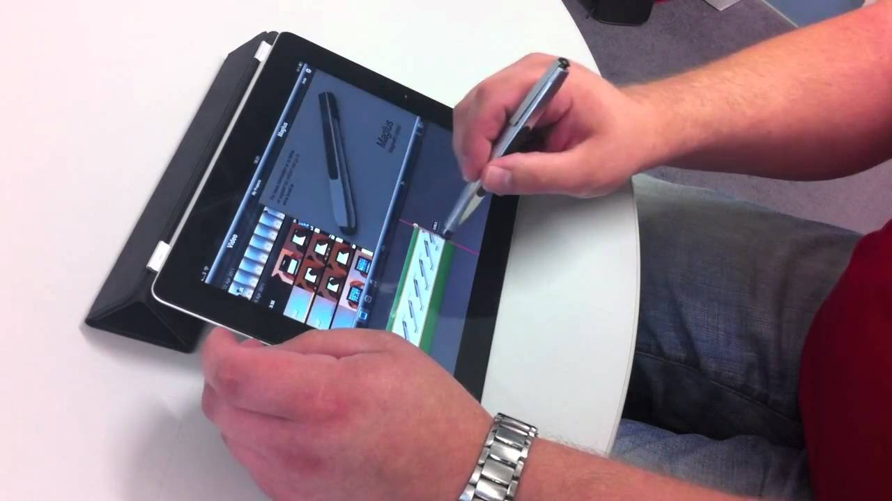 how to work imovie on ipad