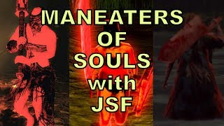 Dark Souls Podcast: Maneaters of Souls (with JSF) Demon's souls lore, Dark Souls Lre