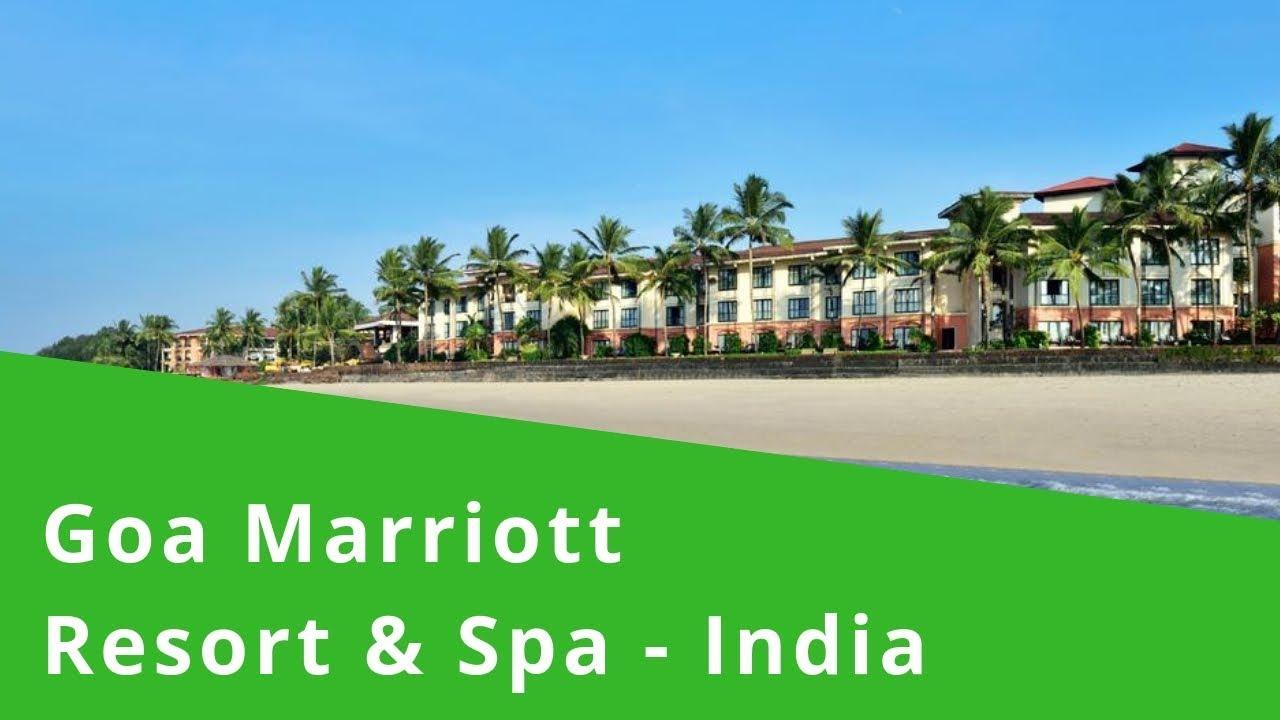 Download Goa Marriott Resort & Spa - India - 5 star luxury hotel - Images - Youtube Video