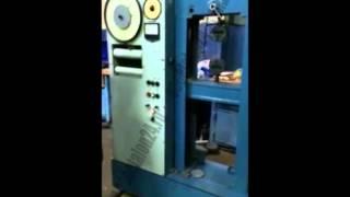 видео разрывная машина