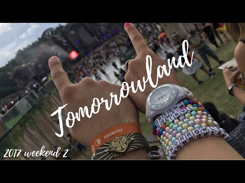 TOMORROWLAND Belgium 2017 weekend 2 | Vlog | LifeStyleStories | Judit