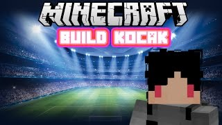 Minecraft Indonesia - Build Kocak (24) - Stadion Sepakbola!