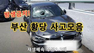 도로위로 나오지 마세요. 블랙박스 자동차사고모음 부산 …