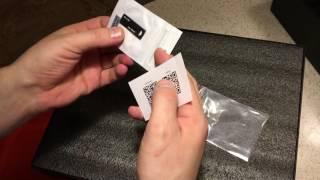 Aune S6 unboxing перша розпакування російською