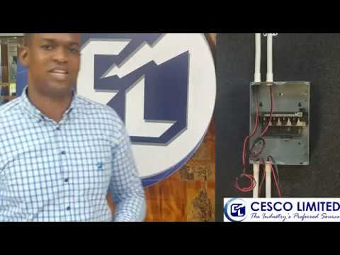 Cesco | Game Changing Elements in Electrical Wiring in Jamaica!