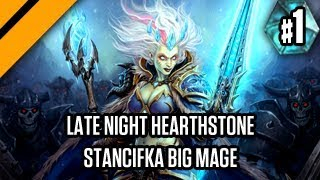 Hearthstone - StanCifka Big Mage