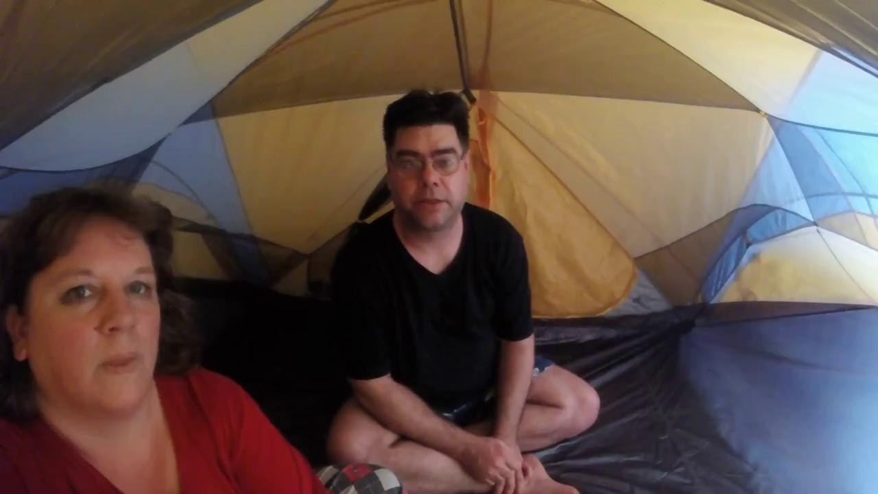 erilaisia muotoiluja uusia valokuvia tukkukauppa The North Face Triarch--our new backcountry tent