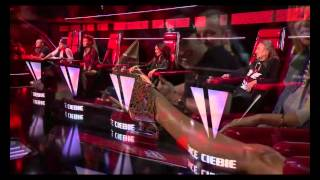 The funniest moments in The Voice of Poland V (blind auditions)