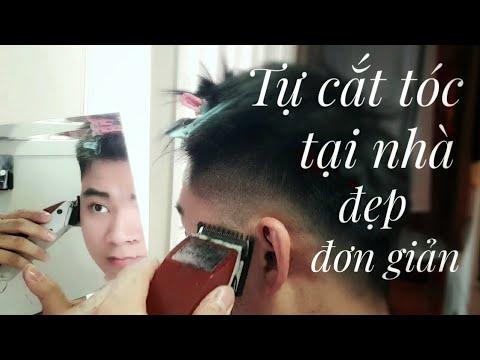 Tự cắt tóc nam tại nhà   the best self hair cut 2021   Khái quát các thông tin liên quan căt toc nam chuẩn nhất