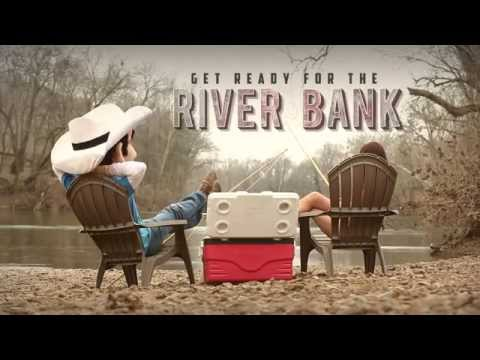 Brad Paisley - Get ready for the River Bank...