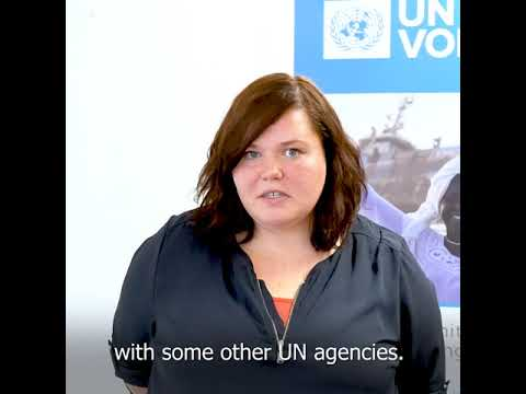 Former UN Youth Volunteer From The Czech Republic