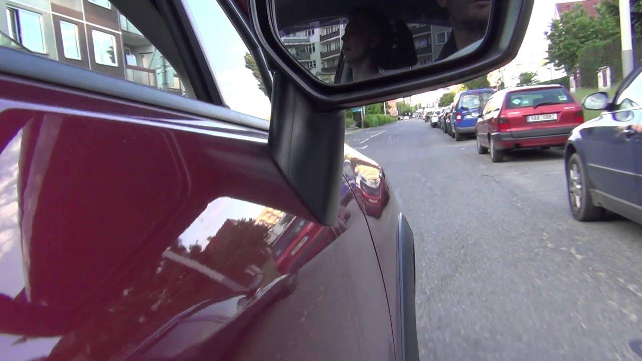 Subaru XV speedbump kick ass rear bad suspension test