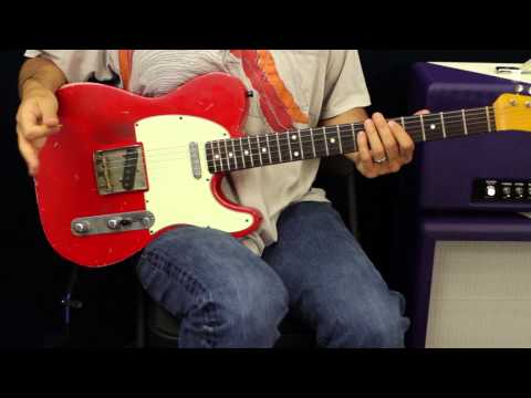 How To Play - Eli Young Band - Drunk Last Night - Guitar Lesson