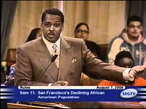 San Francisco's Declining Black Population: The Conspiracy of Urban Redevelopment (1 of 3)