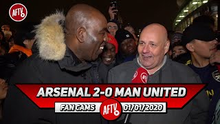 Arsenal 2-0 Man United | Torreira Was OUTSTANDING! & Ozil Put A Shift In!! (Claude)